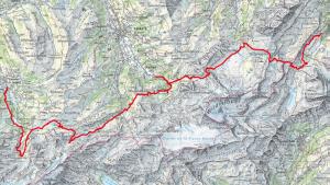 Zwitserland-Bärentrek West AB